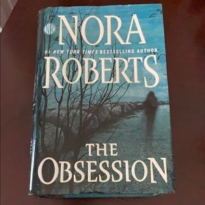 Book 📖Nora Roberts - The Obsession